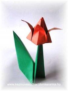 origami_tulipan